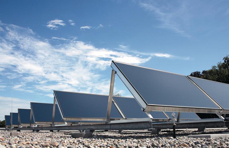 Solarni sistem za hišo
