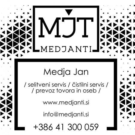 MEDJANTI selitvene storitve, Jan Medja s.p.