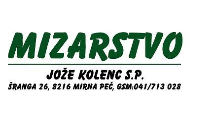 Mizarstvo Jože Kolenc s.p.