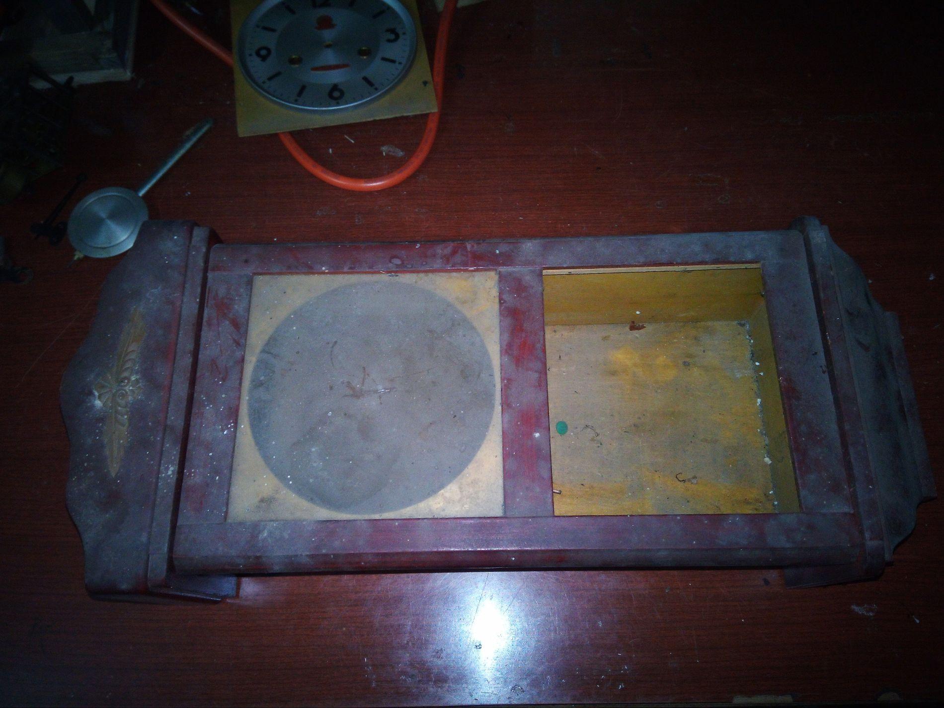 Restavriranje starinske ure