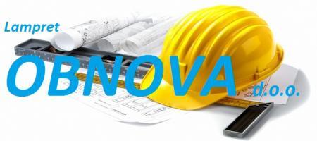 Lampret obnova, proizvodnja, zaključna gradbena dela, trgovina in storitve, d.o.o.