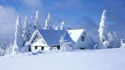 Gradnja v zimskih mesecih