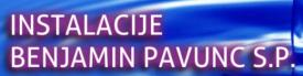 INŠTALATERSTVO PAVUNC BENJAMIN PAVUNC S.P.