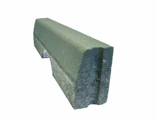 Cestni robnik 1,0 m - odtočni - tlakovci