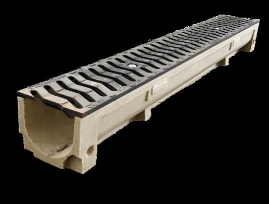 Betonska linijska kanaleta - tlakovci