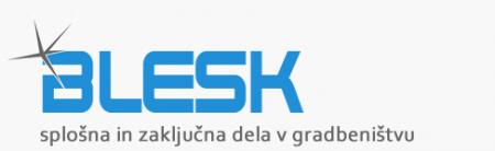 BLESK d.o.o. splošna in zaključna gradbena dela
