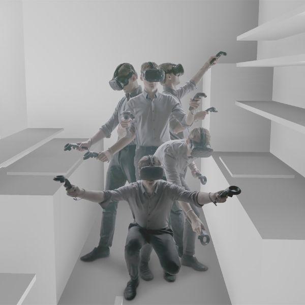 Virtualna resničnost, predstavljajte si svoj dom, še preden je zgrajen