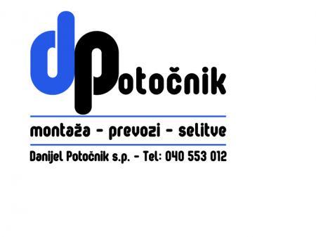 D Potočnik, montaža, prevozi, Selitve, Danijel Potočnik s.p.