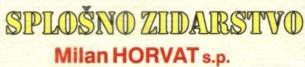 Horvat Milan s.p.-Zidarstvo