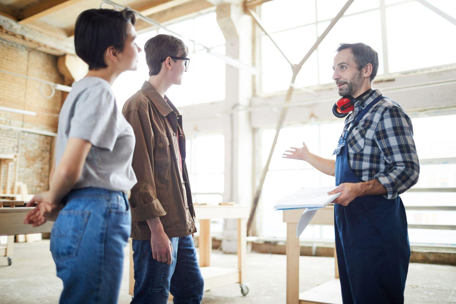 Zavarovanje za izvajalce gradbenih del