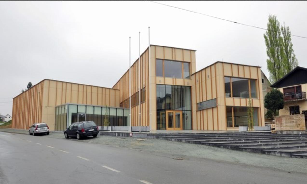 Kulturni dom Sv. Jurij ob Ščavnici