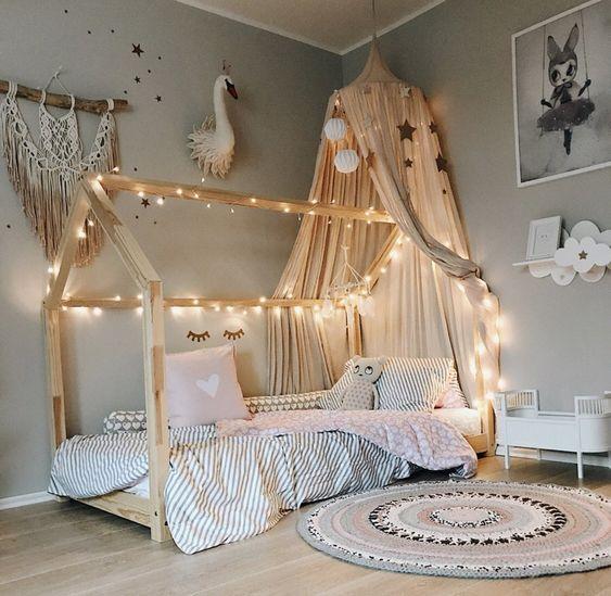 Zasnova in dekoracija otroške sobe