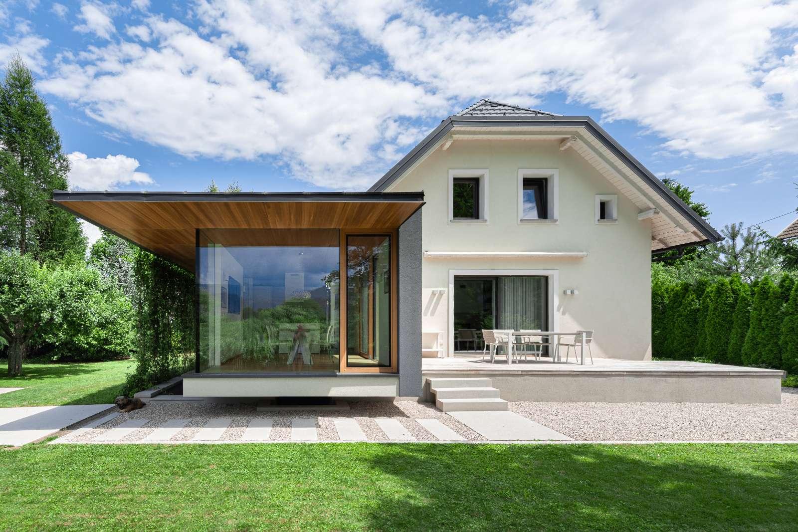 Demšar arhitekti: Sončni paviljon na Bledu