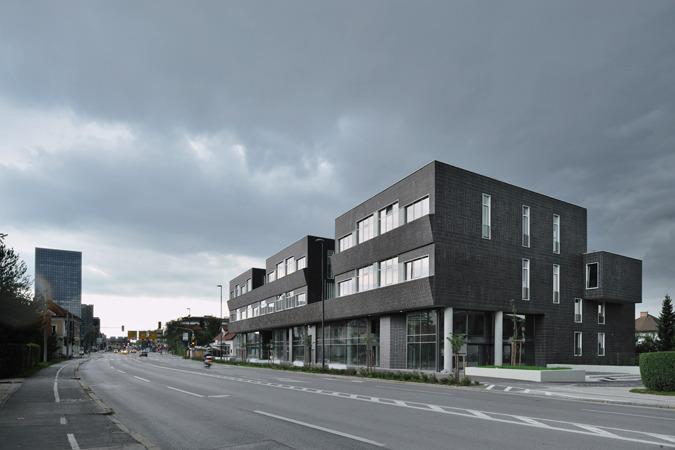 Poslovno stanovanjska stavba