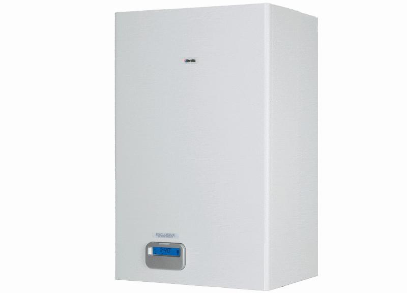 Plinska kondenzacijska etažna peč za stanovanje