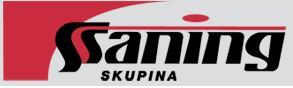 SANING INTERNATIONAL, d.o.o., Kranj