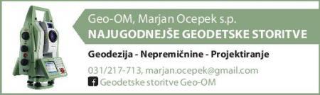 GEO-OM, Marjan Ocepek s.p.