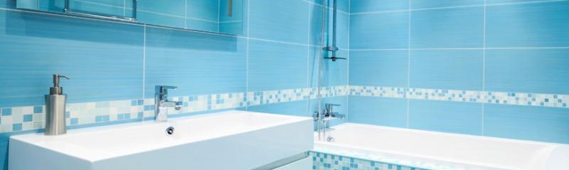 Pomen barv za počutje v kopalnici