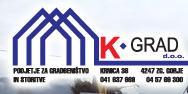 K-GRAD, d.o.o., Zgornje Gorje