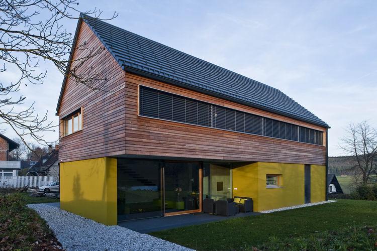 Moderna pasivna hiša