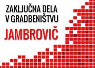 GRADBENIŠTVO BORIS JAMBROVIČ s.p.