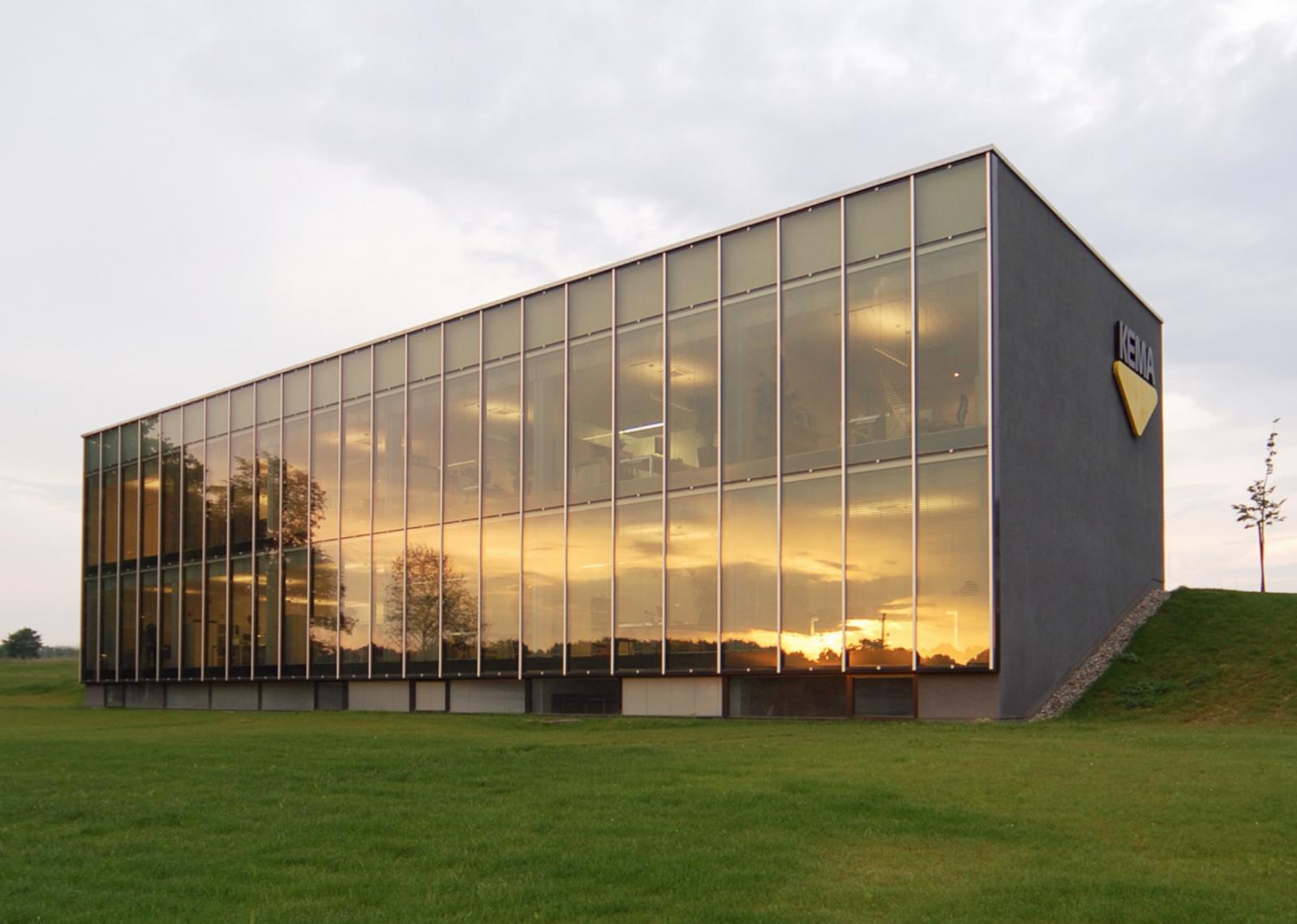Upravna stavba KEMA Puconci