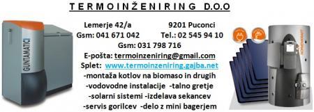 TERMOINŽENIRING, Lemerje d.o.o.