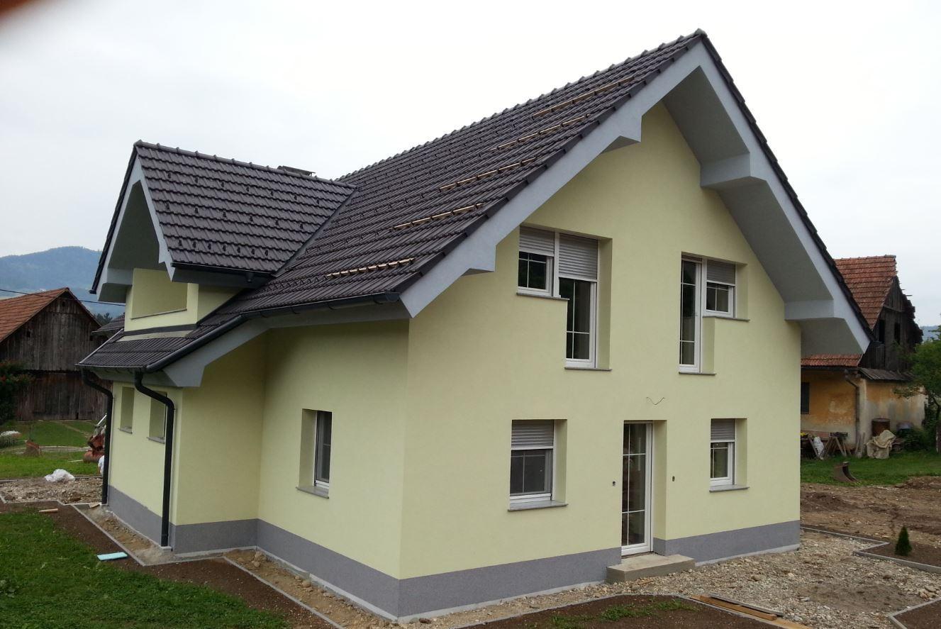 Izdelava Fasade Weber Vuhred Samoel Rutnik S P