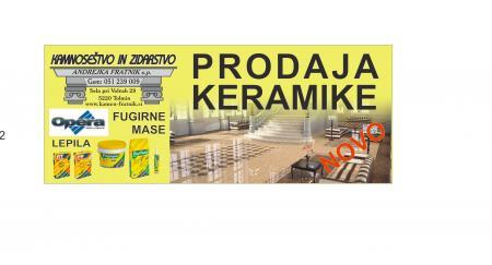 ANDREASCENTER, TRGOVINA IN KAMNOSEŠTVO, ANDREJKA FRATNIK S.P.