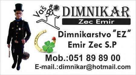 Dimnikarstvo EZ, Emir Zec s.p