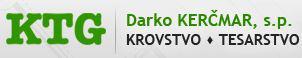 KROVSTVO - TESARSTVO - GRADBENIŠTVO KTG DARKO KERČMAR S.P.
