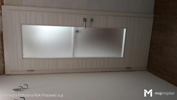 Notranja vrata z steklom