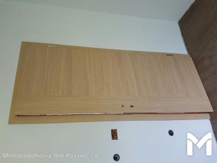 Montaža in dobava notranjih vrat